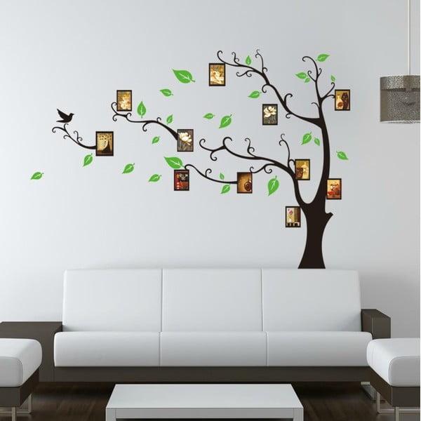 Autocolant Ambiance Tree Pictires Holder