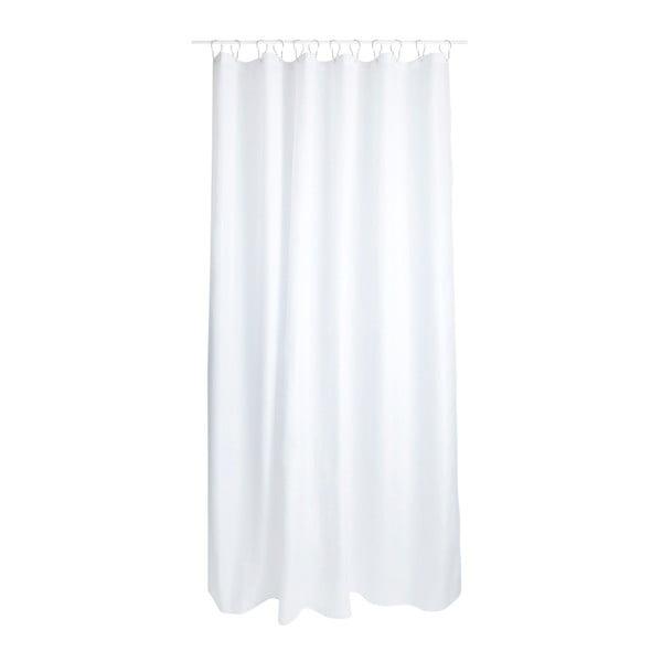 Fehér zuhanyfüggöny - Zone