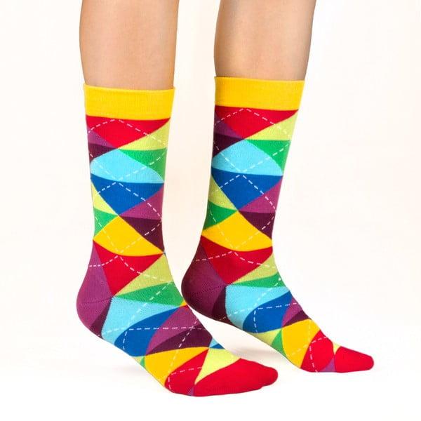 Dárková sada ponožek Ballonet Socks Pattern, velikost 36-40