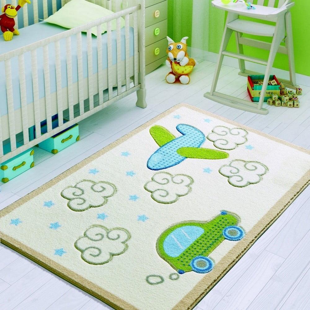 Dětský koberec Baby Road Muro, 100x150cm