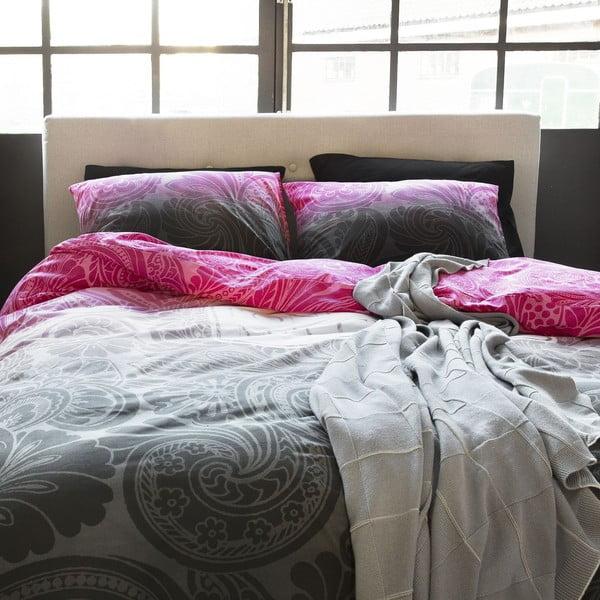 Růžové bavlněné povlečení Dreamhouse Ma Cherie 140x200cm