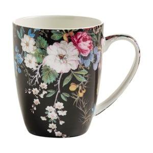 Cană Maxwell & Williams Kilburn Midnight Blossom, 390 ml