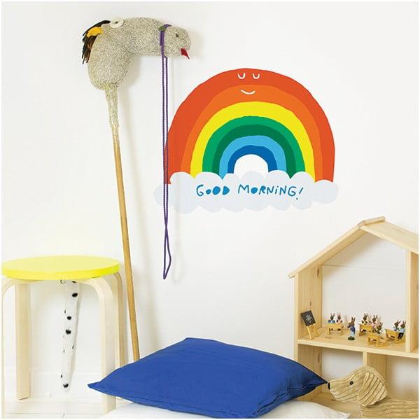 Dekorativní samolepka na zeď Rainbow