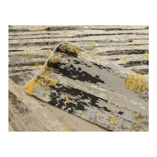 Koberec Amarillo Muno, 80 x 150 cm
