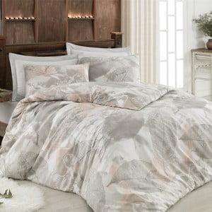 Lenjerie de pat cu cearșaf Suzzy, 200 x 220 cm