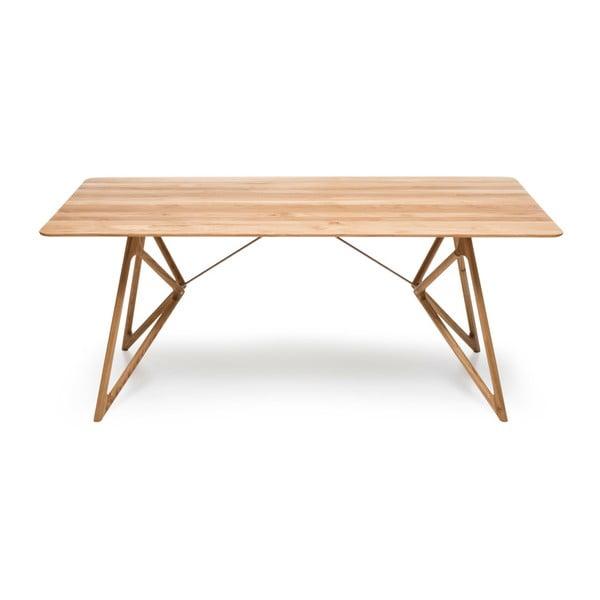 Dubový jídelní stůl Tink Oak Gazzda, 160cm, přírodní