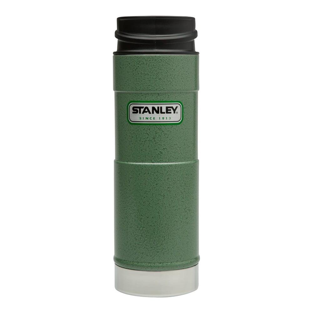 Zelený termohrnek Stanley Classic, 470 ml