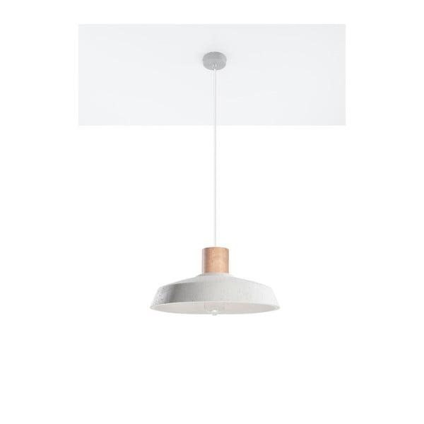 Lustră Nice Lamps Arrigo, alb