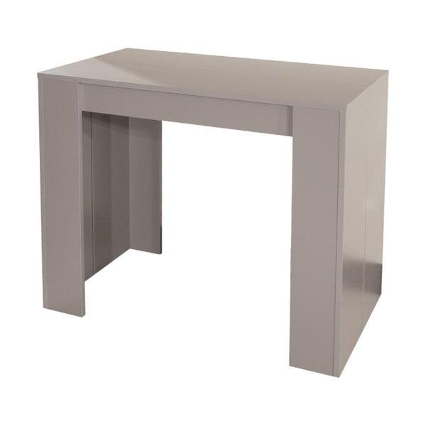 Elastic szürkésbarna kinyitható étkezőasztal - Symbiosis