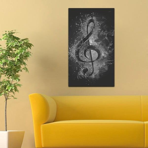 Obraz Black&White no. 32, 41x70 cm
