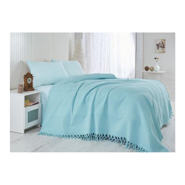 Crullo könnyű ágytakaró egyszemélyes ágyhoz, 180 x 240 cm