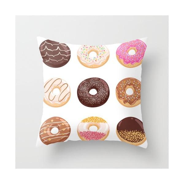 Povlak na polštář Donuts II, 45x45 cm