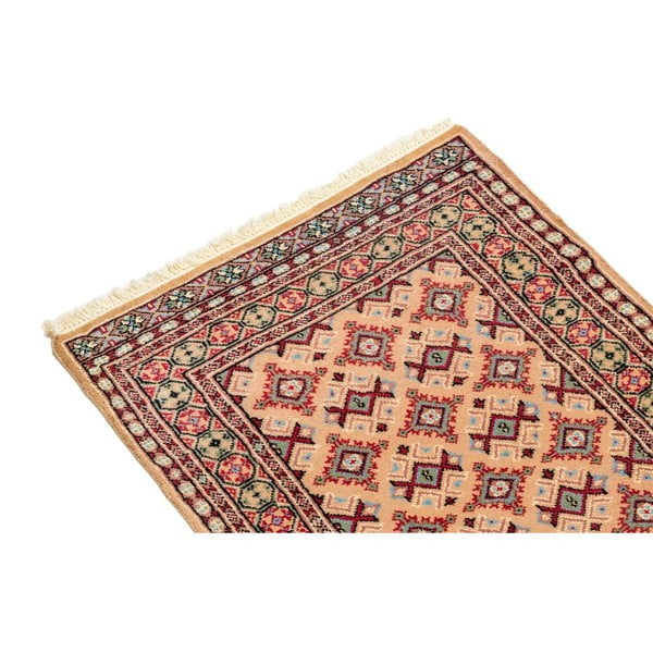 Ručně vázaný koberec Kashmir 113, 130x78 cm