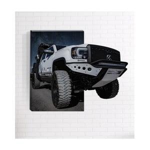 Nástěnný 3D obraz Mosticx Moto, 40 x 60 cm