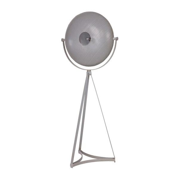 Šedá stojací lampa De Eekhoorn Blown