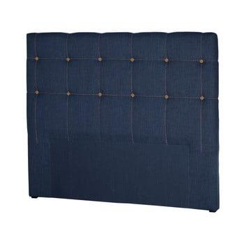 Tăblie pentru pat Stella Cadente Maison Planet, 180 x 118 cm, albastru închis