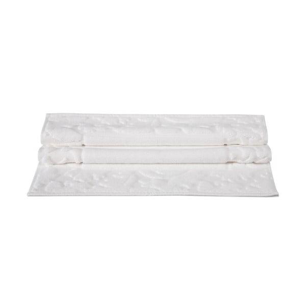 Koupelnová předložka Grace White, 50x75cm