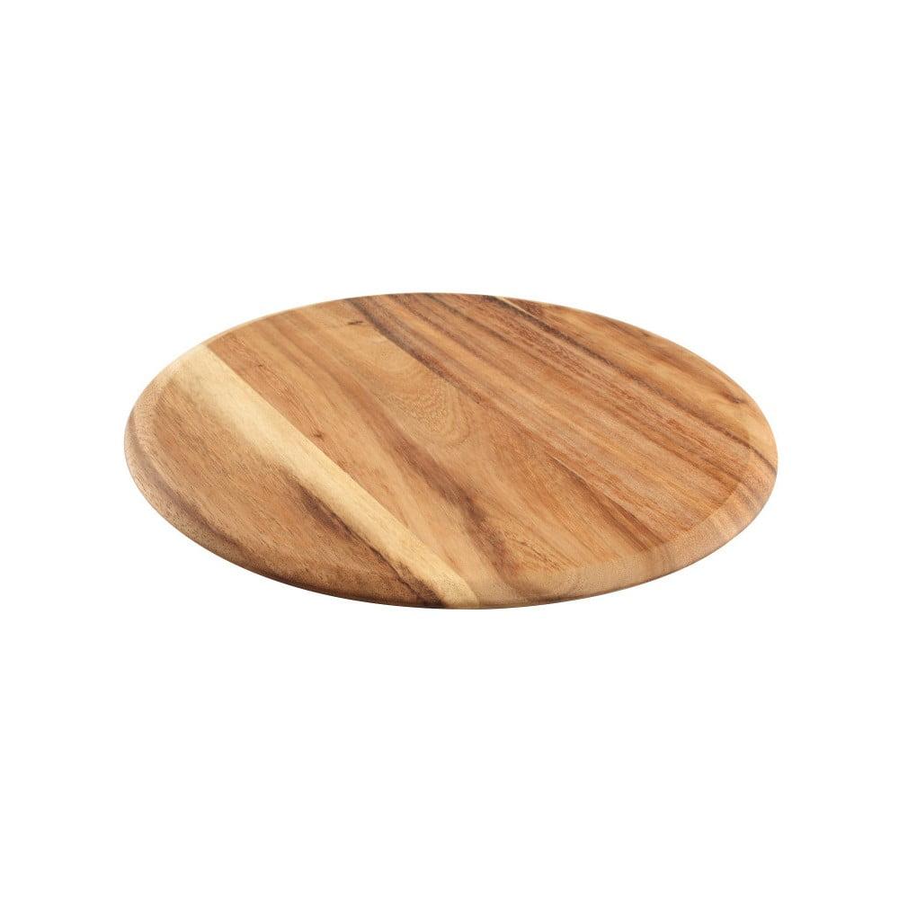 Dřevěný akátový podnos na pizzu T&G Woodware Baroque