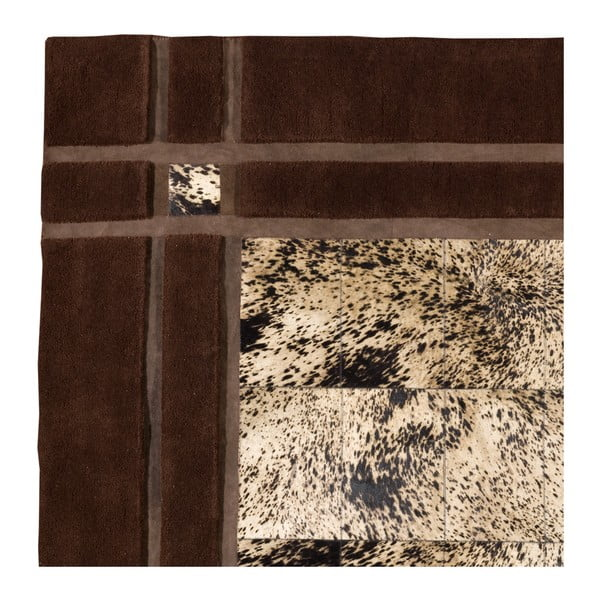 Koberec Leon Brown, 140x200 cm
