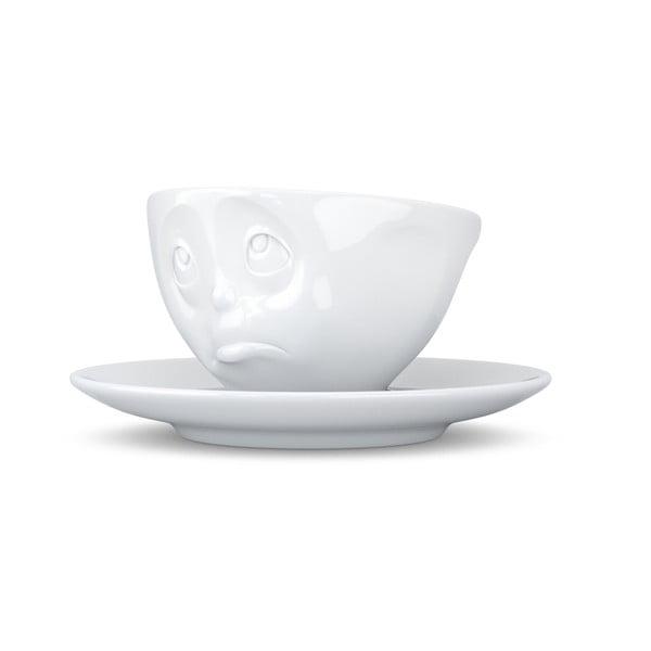 Bílý hrneček na espresso Oh please 58products