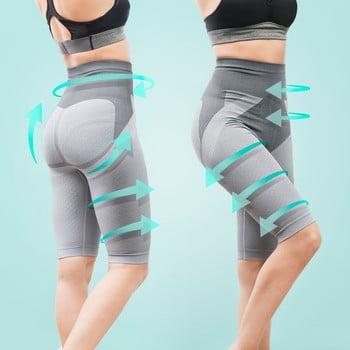 Burtieră cu pantaloni de slăbit InnovaGoods Tourmaline Shorts, mărime XL poza