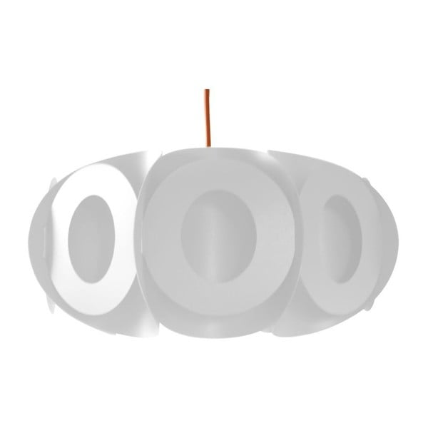 Stínidlo Oval, bílá
