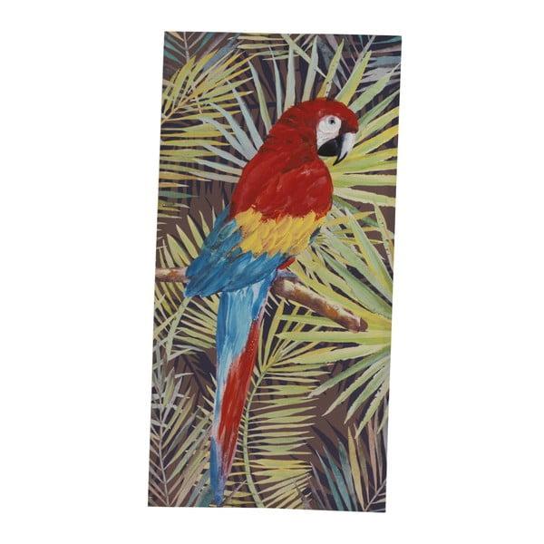 Obraz na płótnie Geese Modern Style Parrot Dos, 60x120 cm