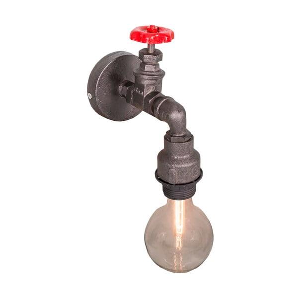 Nástěnná lampa Antic Line Robinet Industrielle