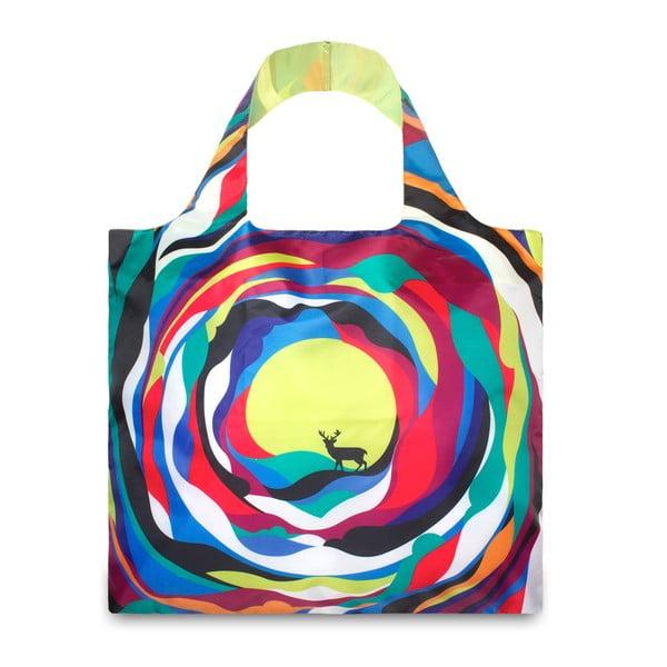 Skládací nákupní taška Psychedelic