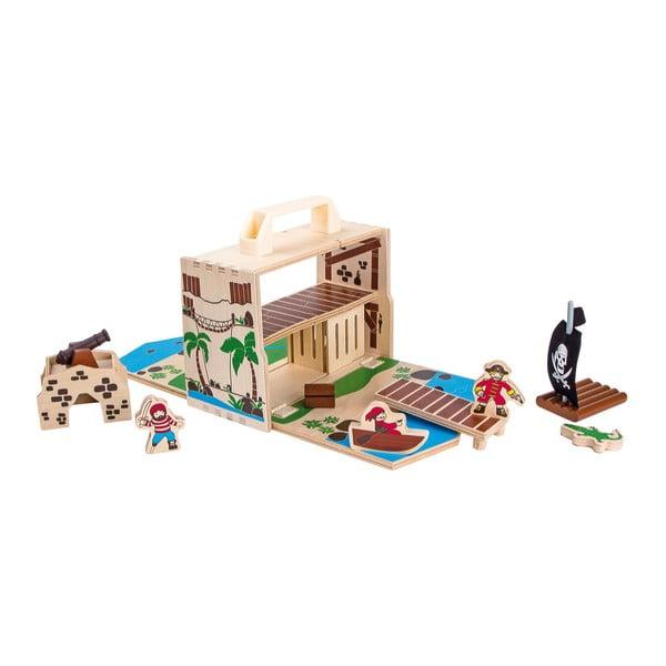 Pirate Island fajáték - Legler
