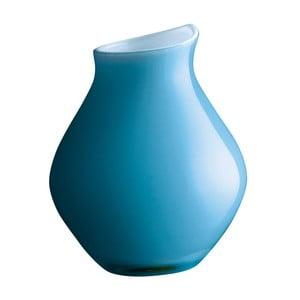 Váza Cherie Turquoise, 33cm