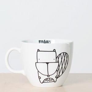 Hrnek FOR.REST Design Beaver,1l