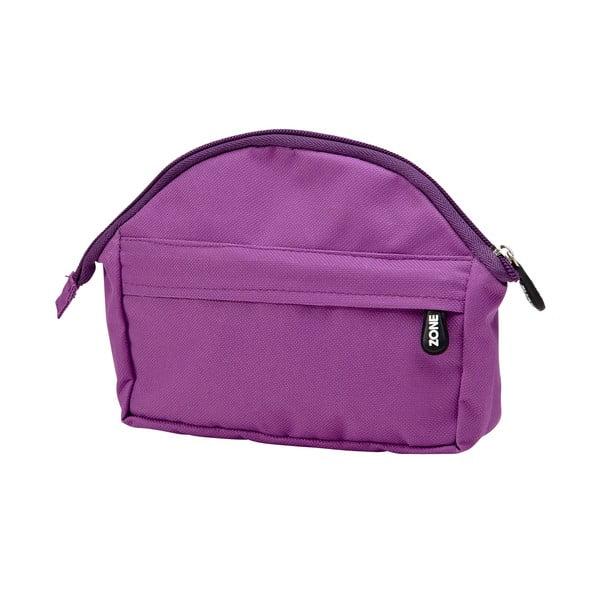 Kosmetická taška, fialová