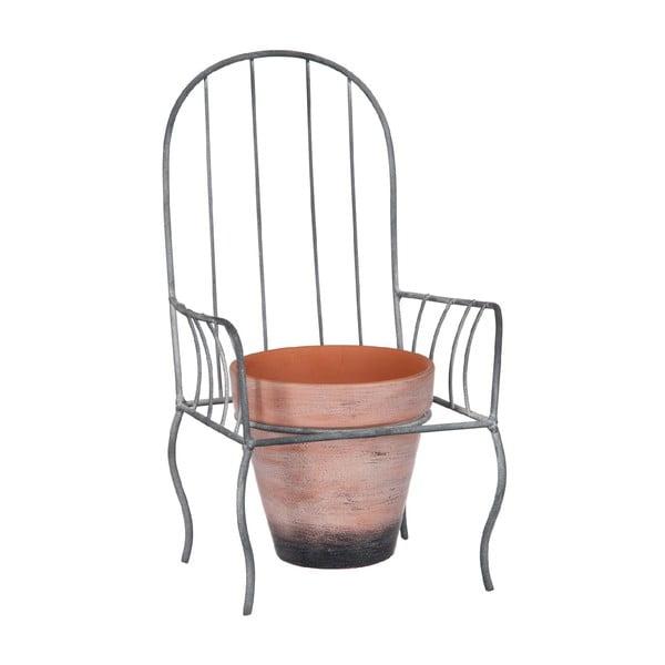 Dekorativní květináč Chair L