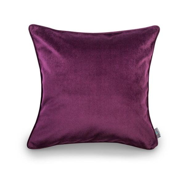 Fioletowa poszewka na poduszkę WeLoveBeds, 50x50 cm