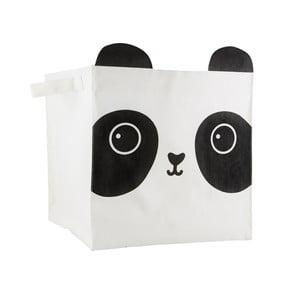 Úložný box na hračky Sass & Belle Panda Kawaii