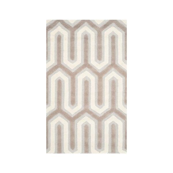 Vlněný koberec Safavieh Leta, 121x182cm
