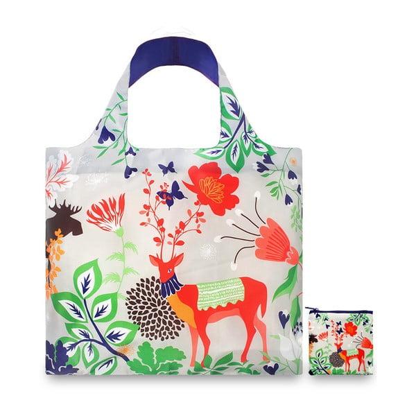 Skládací nákupní taška Deer