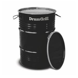 Nerezový gril v provedení barelu DrumGrills Small,mřížka Ø38cm