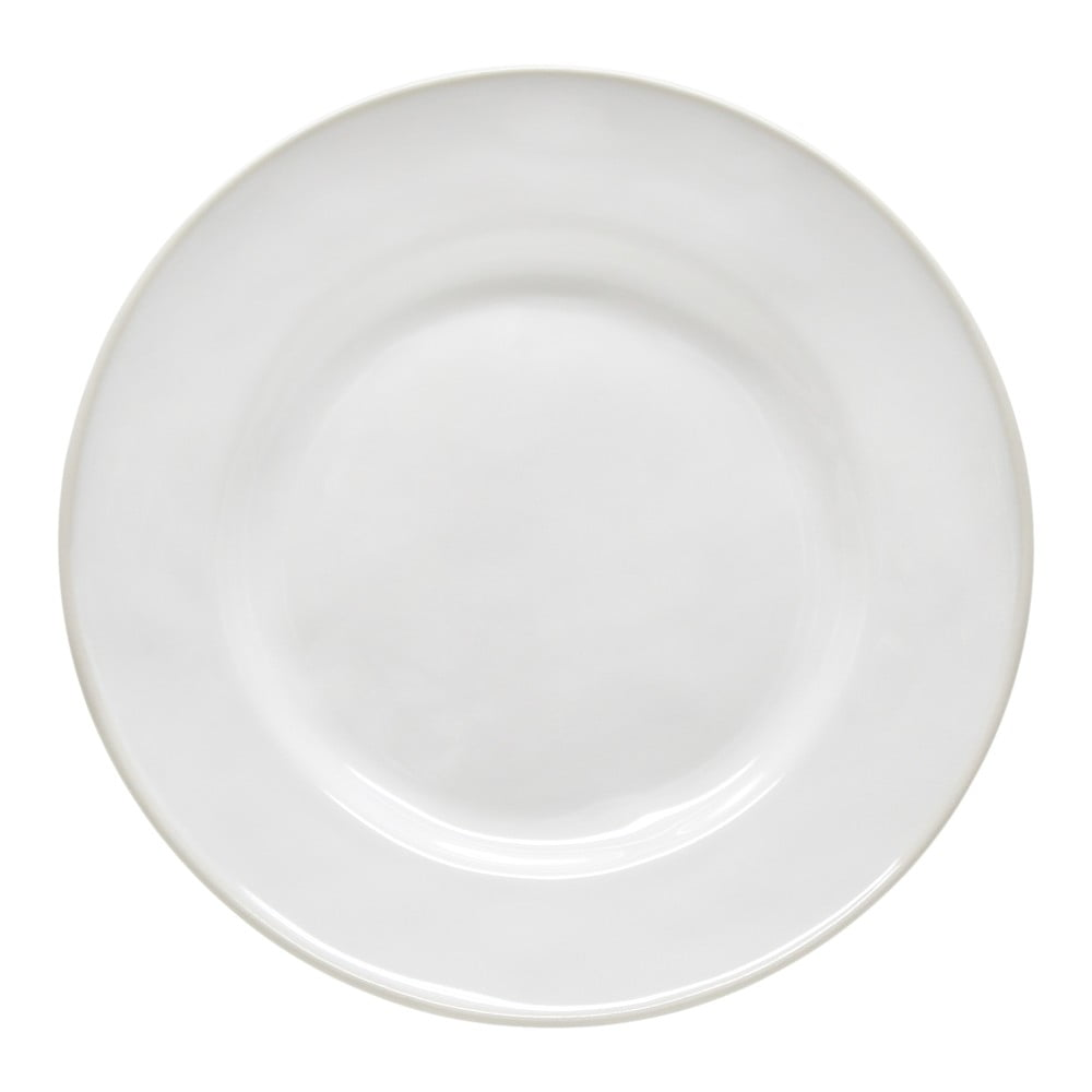 Bílý kameninový dezertní talíř Costa Nova Astoria, ⌀23cm