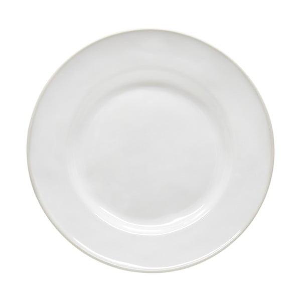 Bílý keramický dezertní talíř Costa Nova Astoria, ⌀23cm