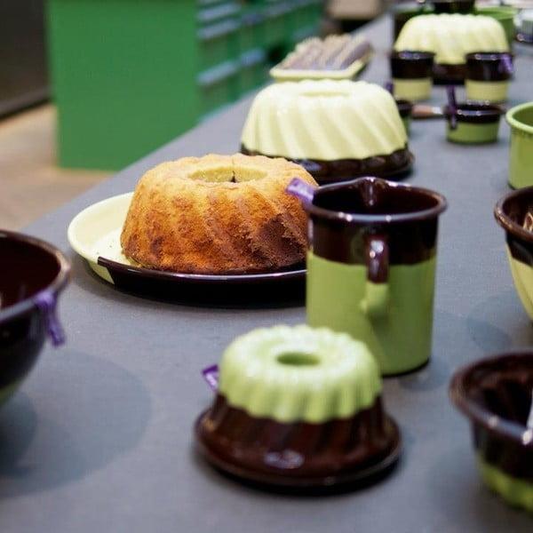 Nádoba na muffin, chocolate/pistachio