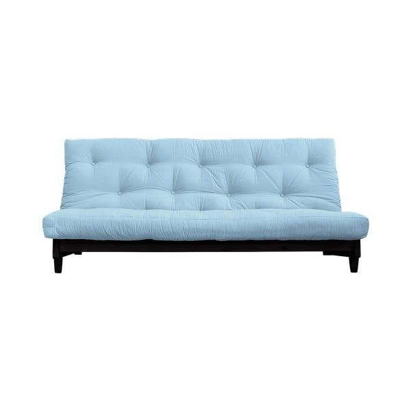 Variabilní pohovka Karup Design Fresh Black/Light Blue