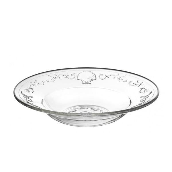 Sklenený tanier La Rochère Versailles, ⌀ 24 cm