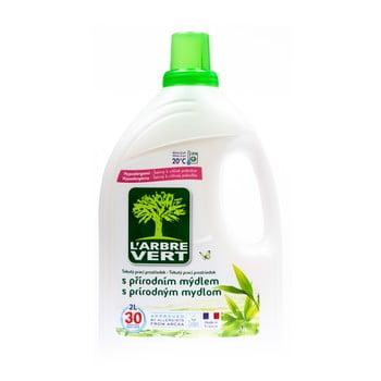 Detergent lichid, ecologic și natural pentru rufe L´Arbre Vert, 2 l imagine