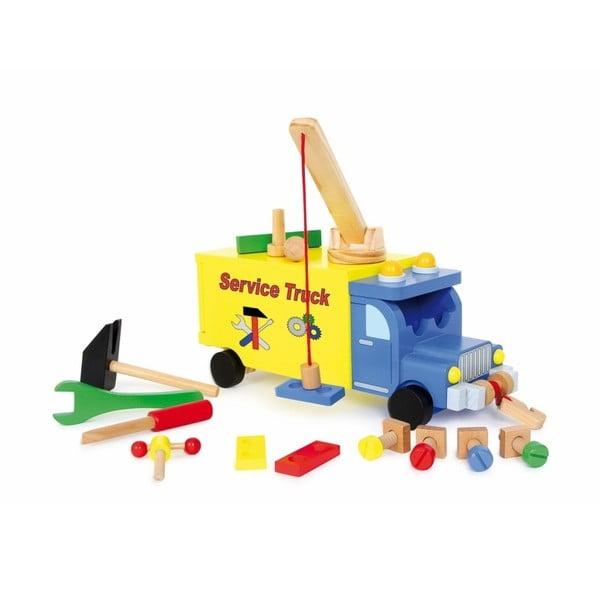 Service fa játékkészlet - Legler