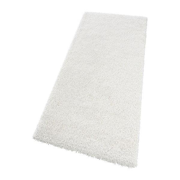 Bílo-krémový běhoun Mint Rugs Boutique, 80 x 230 cm