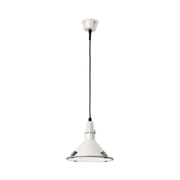 Závěsné světlo Bell Bianco