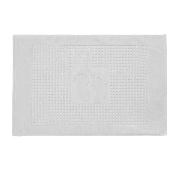 Koupelnová předložka Basic White, 50x70 cm