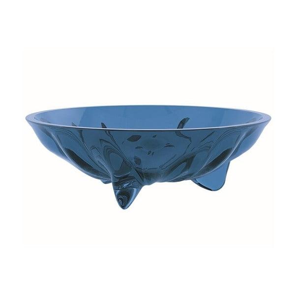 Tmavě modrá miska na dezert Fratelli Guzzini Aqua